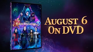 DVD Coming Soon! | Descendants 3