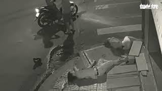 Tài xế Vinasun bỏ đi sau tai nạn và câu chuyện tình người