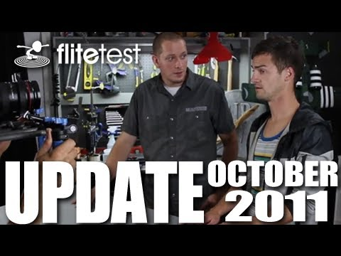 Flite Test - October 2011 - UPDATE