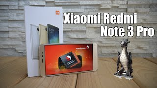 Xiaomi Redmi Note 3 Pro Prime обзор отличного предложения на Snapdragon 650 -review- где купить?