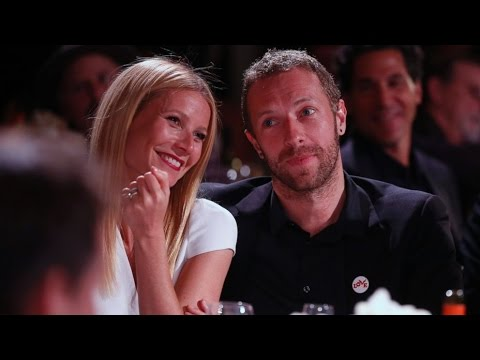 Gwyneth Paltrow And Chris Martin's Healthy Breakup