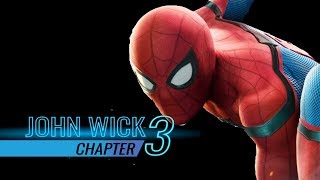 Spider Man Homecoming (John Wick Chapter 3 Style Trailer)
