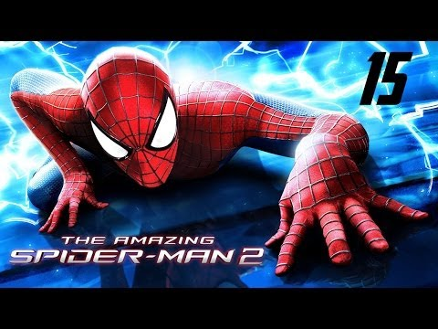 The Amazing Spider-Man 2 - iOS/Android - Walkthrough/Let`s Play - #15 / Chapter 6