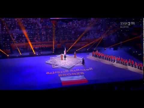 Handball World Cup Medal Ceremony Qatar 2015 !