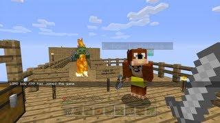 download lagu Minecraft Xbox - Skyblock Map - A Man On gratis