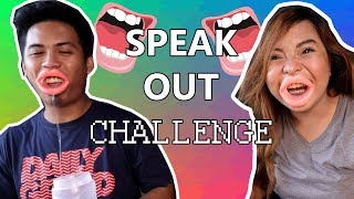 SPEAK OUT CHALLENGE with CONGTV (LIP SILICONE)