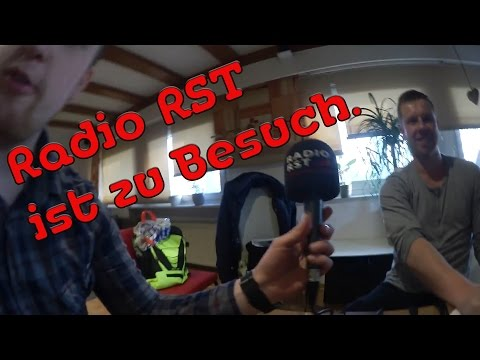 Juppys Vlog #03 - Ein kurzes Interview mit Radio RST - Let`s Talk about Thailand and Japan
