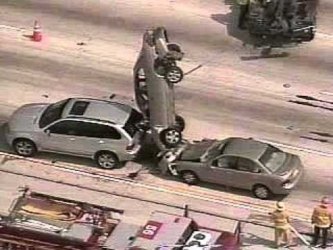 Crazy Weird Car Accidents Music Videos