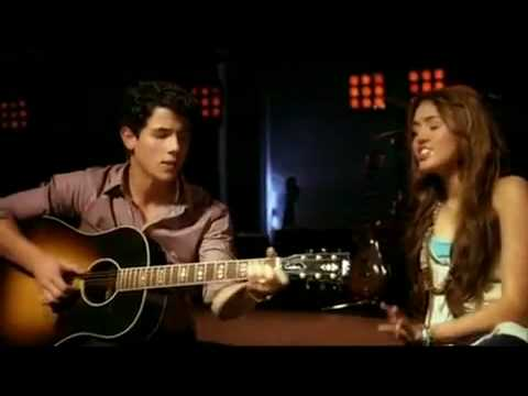 Send It on - Miley Cyrus, Jonas Brother, Demi Lovato, Selena Gomez Video