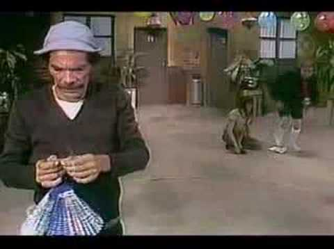 El Chavo Y Kiko, Carta A Santa video