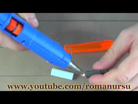 Шокер ручка как сделать