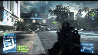 BF3 Killstreak Infantry Gameplay DLC (Commentary)