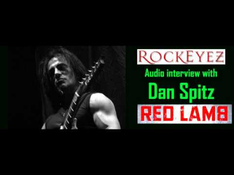 Rockeyez Interview Dan Spitz from Red Lamb 2/10/12