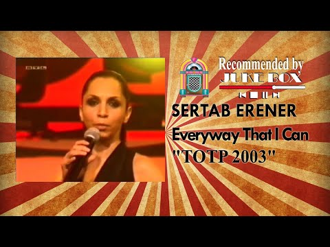 Sertab - Everyway That I Can