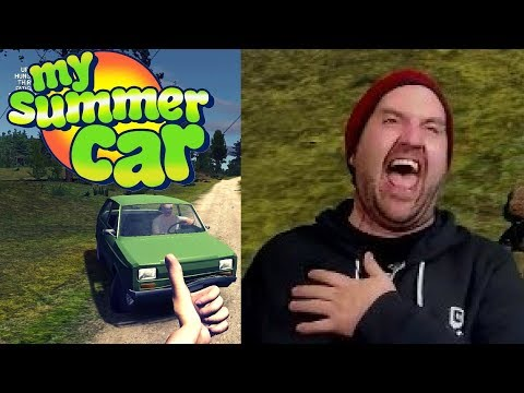 Top Funny Moments | My Summer Car