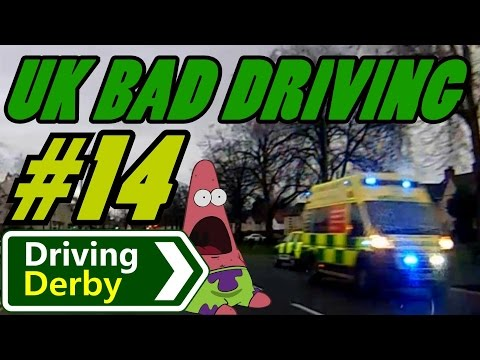 UK Bad Driving (Derby) #14
