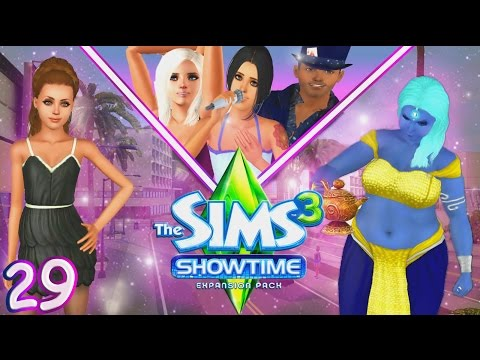Let's Play: The Sims 3 Showtime - (Part 29) - Egypt & Honeymoon