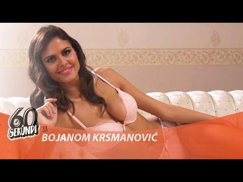 Model Bojana Bo Krsmanović: Kad se napijem, blama se ne sećam! | Mondo TV