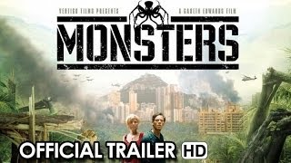 Monsters: Dark Continent Official Trailer #1 (2014) HD