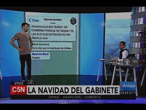 El Cadete cumplió años y Mario Quintana le mandó un cómico chiste