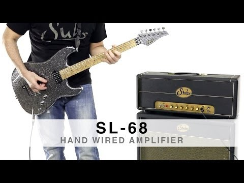 SUHR SL68™ HAND WIRED AMPLIFIER - ROCK