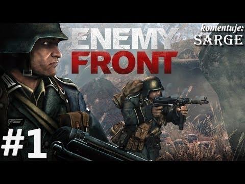Zagrajmy w Enemy Front odc. 1 Powstanie Warszawskie