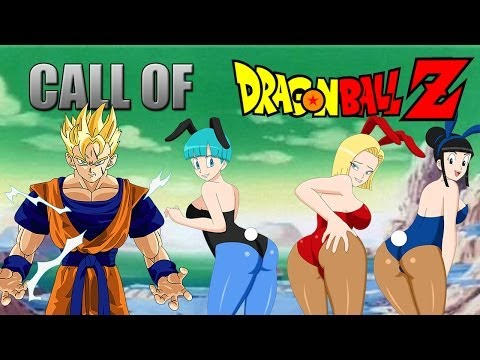 Call Of Dragonball Z: Girls Night Out video