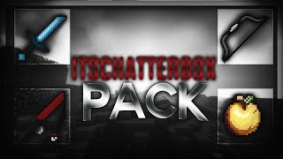 Minecraft PvP Texture Pack - ItsChatterBox's Pack [1.7/1.8] [NO LAG] [FPS+]