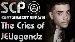 SCP: The Cries of JELlegendz MOD - Containment Breach