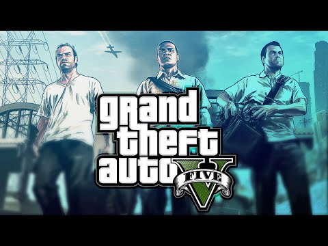 GTA V | Funny Game Play | Road to 113K Subs(05-09-2019)(HFF Sever Issue )