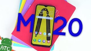 Samsung Galaxy M20 Full Review in Bangla | ATC