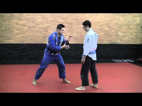 Judo for Jiu Jitsu - Basic Takedown - Dan Simmler Image 1