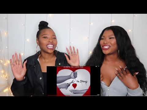 Ar'mon And Trey ft. Queen Naija - No Strings REACTION