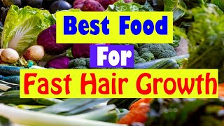 Hair Growth Food | Healthy Food For Hair Growth|Best Food To Promote Hair Growth | Shinny Roops