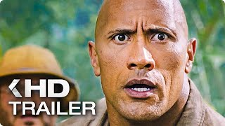JUMANJI 2 Exklusiv Trailer German Deutsch (2017)