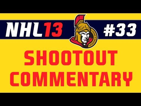 NHL 13: Shootout Commentary ep. 33