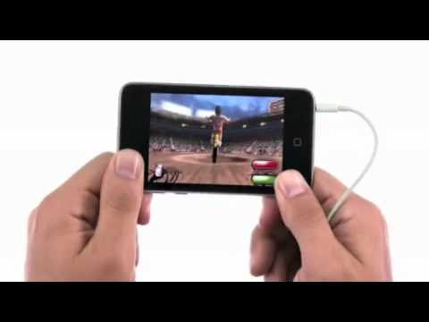 iPod Touch 1G. 2G. 3G. 4G And 5G Commercials (HD)