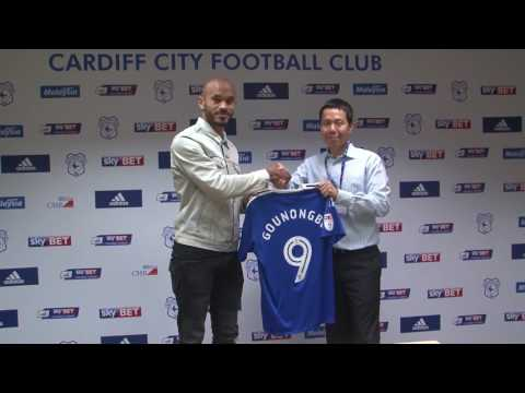 GOUNONGBE JOINS CARDIFF CITY