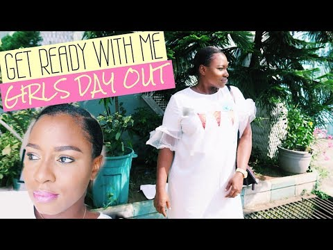 CHIT CHAT GET READY WITH ME | GIRLS DAY OUT