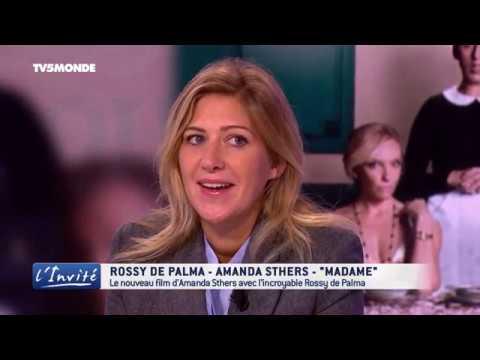 """Rossy De PALMA Et Amanda STHERS : """"Le Triomphe De Madame"""""""