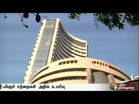 Sensex, Nifty status (09/05/2016)