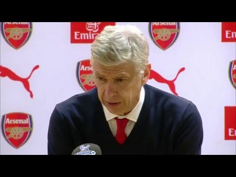 Arsene Wenger: It's more disappointed love than real aggression