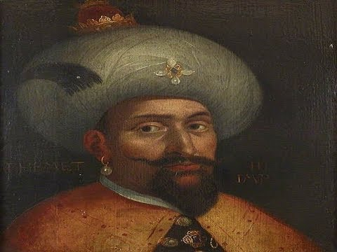 Mehmed III Adli - 13th Sultan Of The Ottoman Empire