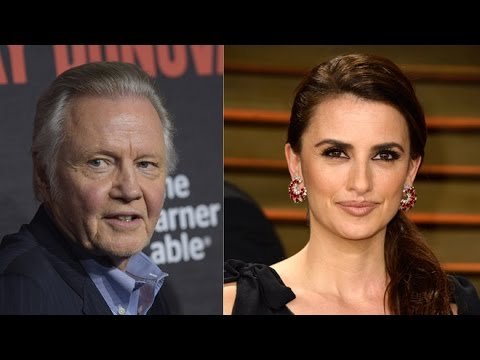 Actor Jon Voight Attacks Penelope Cruz: 'Leave Israel Alone!!'