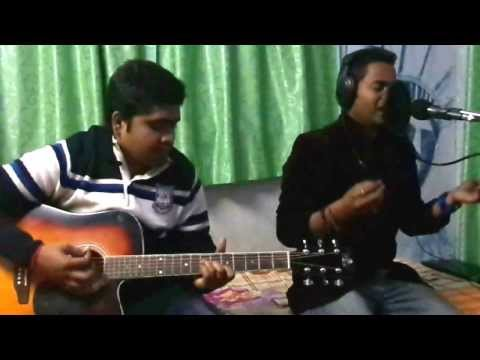Allah hoo unplugged Guitar Version