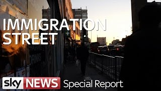 Special Report: Immigration Street