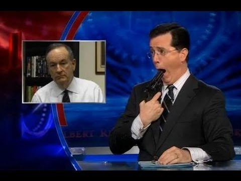 Stephen Colbert Pissed Off Bill O'reilly (on O'reilly's Show!) Unedited Version video