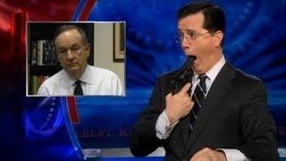 Stephen Colbert Pissed Off Bill O