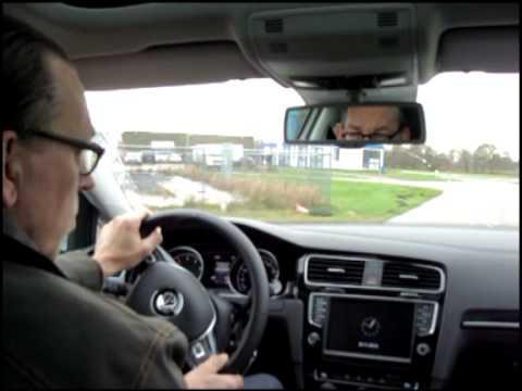 Test VW Golf VII Highline 1.4 TSI 140pk ACT BlueMotion Technology