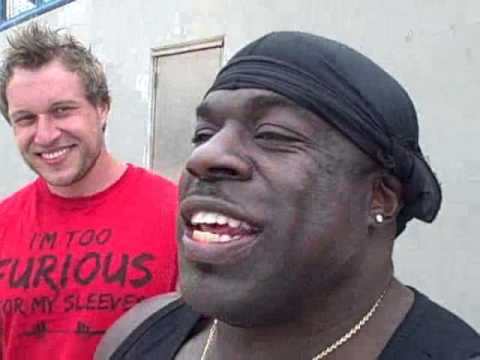 KaliMuscle & FuriousPete-Grip Training-Venice Beach, California! Image 1